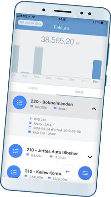 InvoiceFlow også på mobile enheder- effektivt mobilt godkendelsesflow af indkøbsfakturaer med Dynamics 365 og Dynamics AX