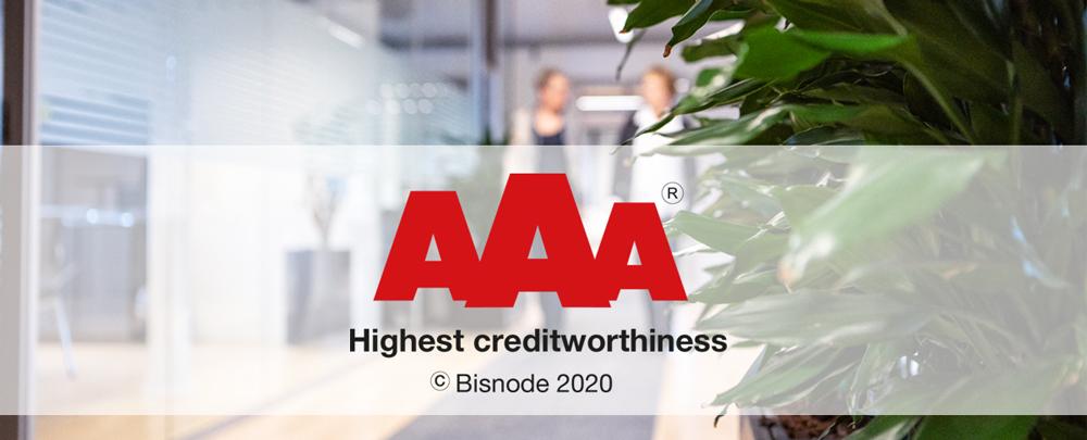 AAA Rating til web
